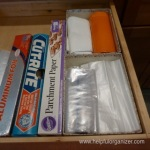 re-purpose stationery boxes