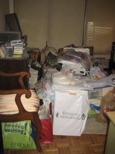 Clutter happens