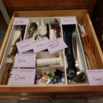 drawer container