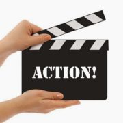 action clapboard