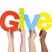 give & hands