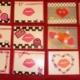 Hand-made Valentines